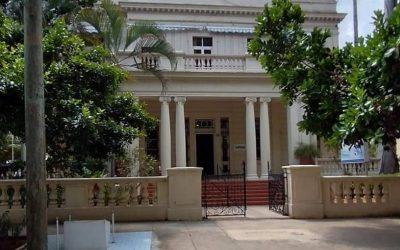 El Hospital Angloamericano del Vedado (Hospitales de La Habana)