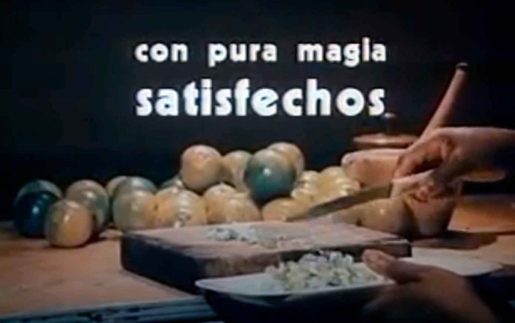 Nitza Villapol programa Cocina al Minuto