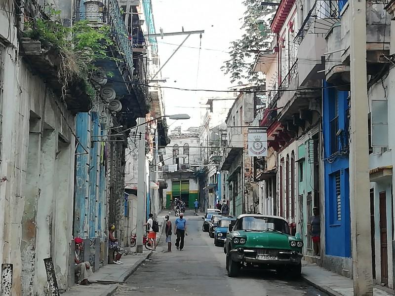 Calle Angeles La Habana