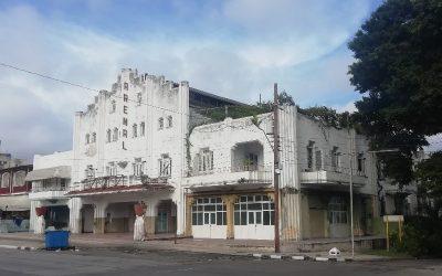 Cine Arenal: maravilla Art Déco en La Habana