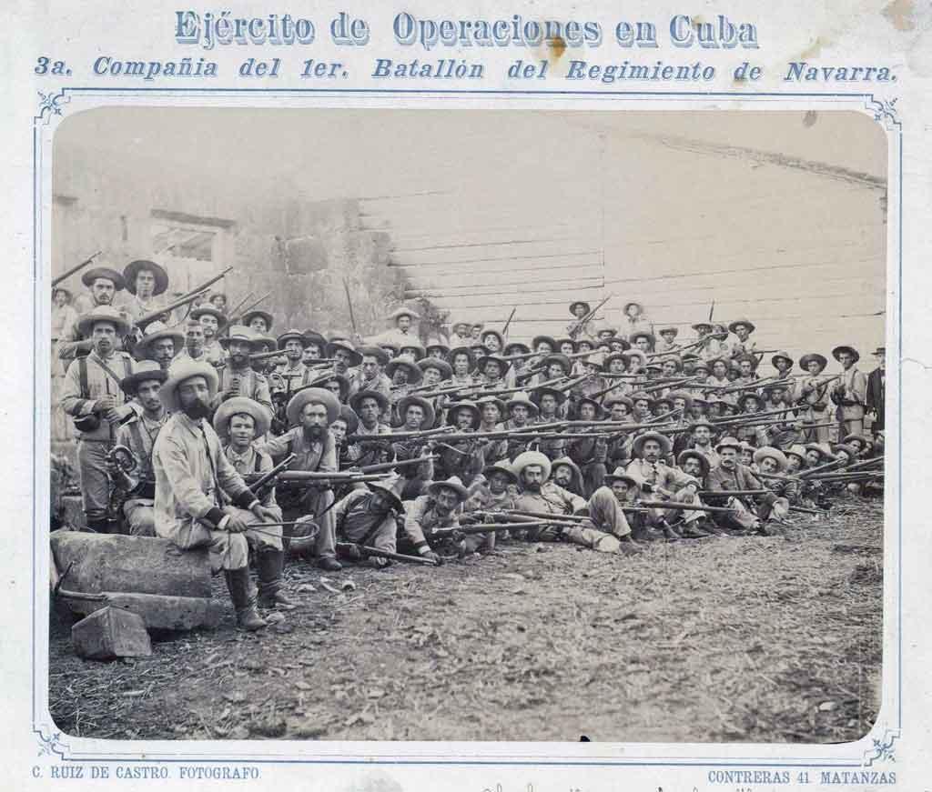 organización militar española