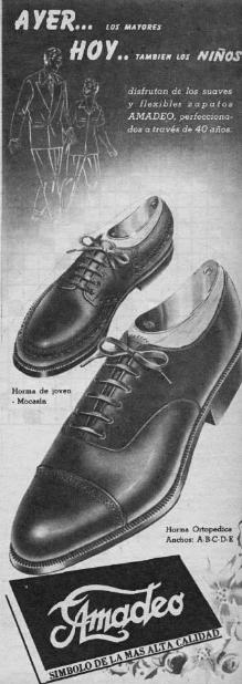 Zapatos Amadeo