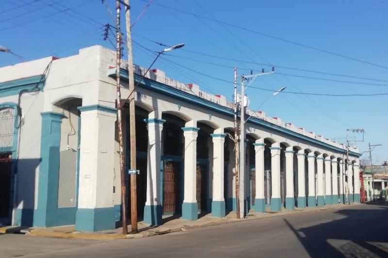 Fábrica de tabacoa de Julián Álvarez en Luyanó