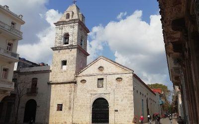 Parroquial del Espíritu Santo, la iglesia más antigua de La Habana