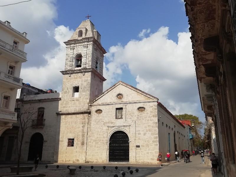 Parroquial del Espiritu Santo La Habana