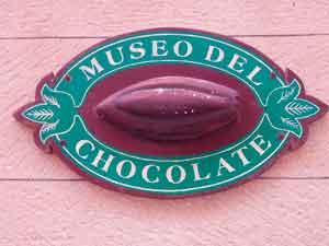 cartel-del-museo-del-chocolate-casa-de-la-cruz-verde