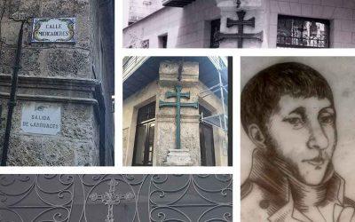 La casa de la Cruz Verde, breve historia del símbolo de Mercaderes 255