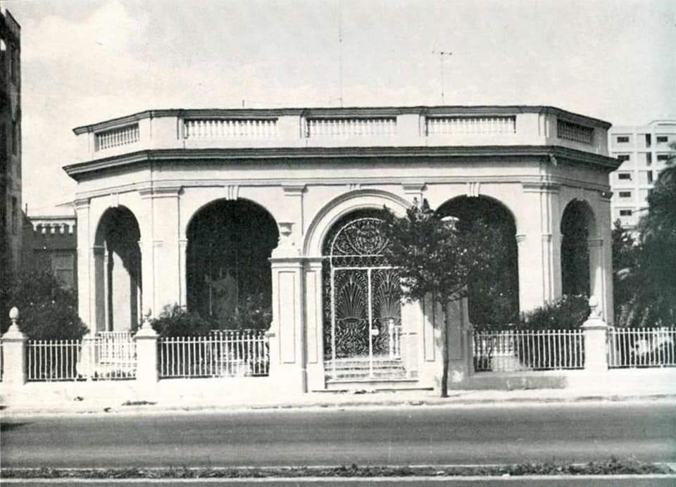 Antigua residencia de Francisco López García
