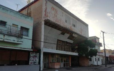 Cine Ambassador, lujo y modernidad (Cines de La Habana)