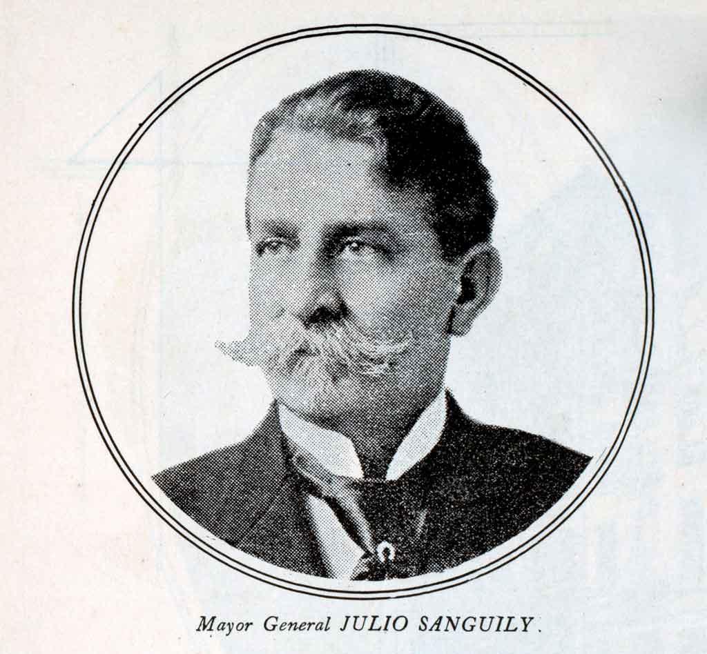 general-julio-sanguily