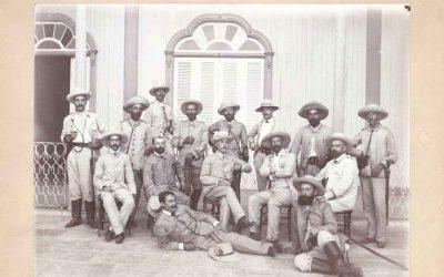 La organización militar española previa a la Guerra de los Diez Años (1868-1878) por Samuel Hazard
