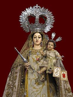 Virgen de las Mercedes