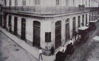 Compañía Litográfica de La Habana (calle San Nicolás 558)