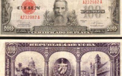 Los Certificados de Plata (primeras monedas cubanas)