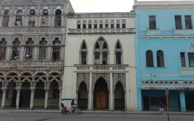 Un cine Universal entre conventos (Cines de La Habana)