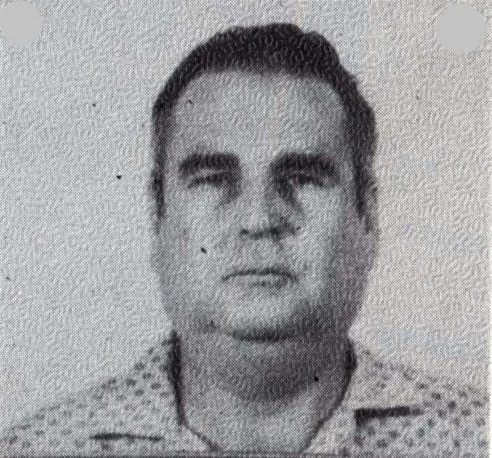 Comandante Mario Salabarría jefe del capitán Rafael Ávila