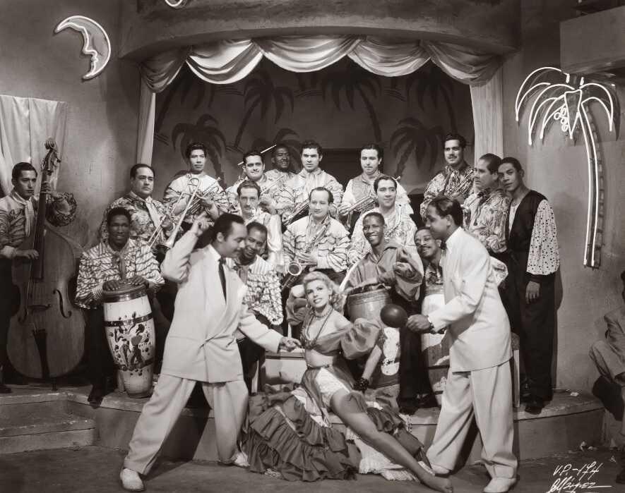 Damaso Pérez Prado y su orquesta