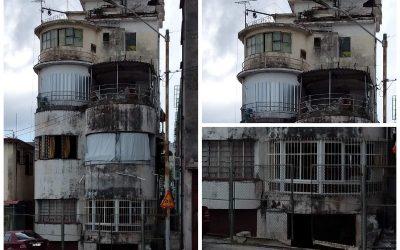 Vedado Moderno: Edificio de Zapata y 16 (Govantes y Cabarrocas)