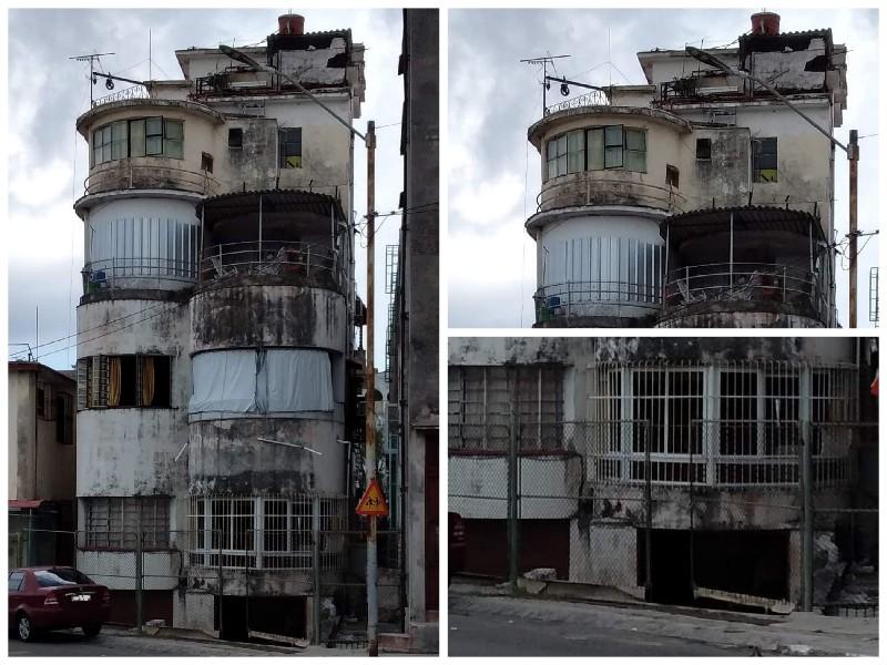 Edificio de Zapata y 16 Vedado