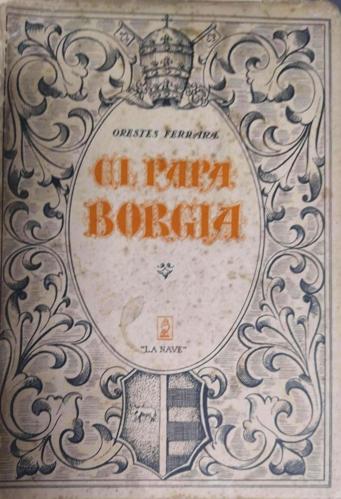 Orestes Ferrara. Libros