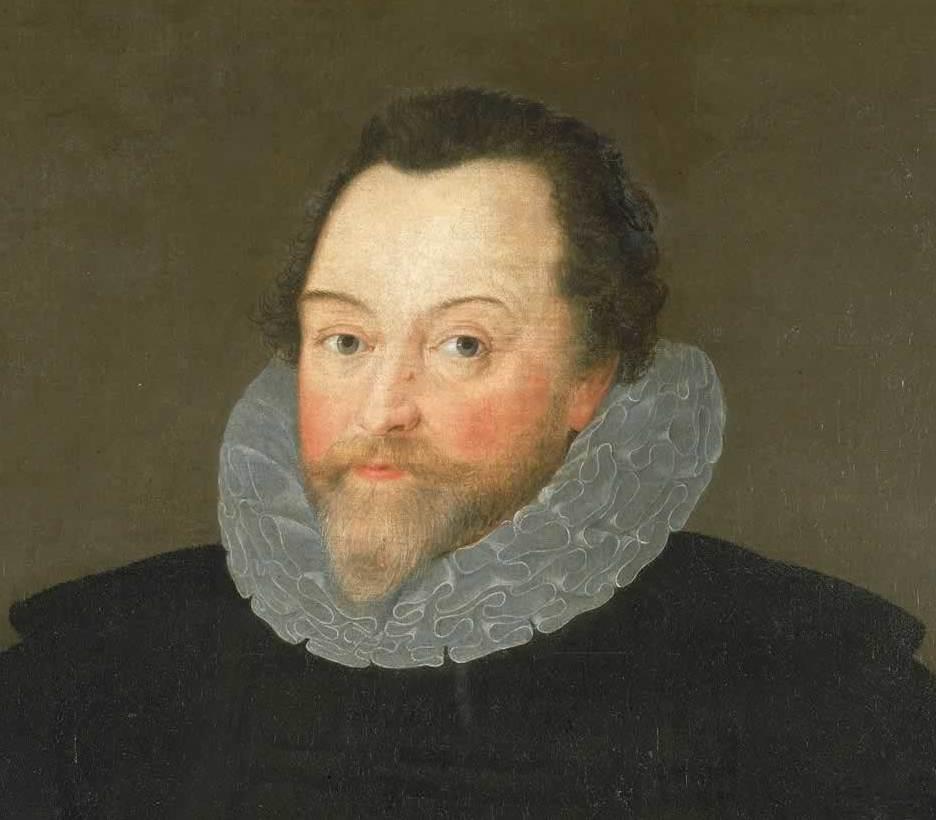 Francis Drake, mentor de Diego Grillo