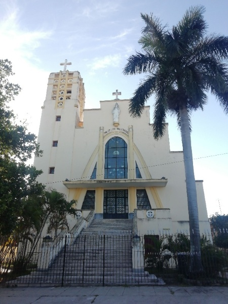 Iglesia de San Agustín, Playa, La Habana