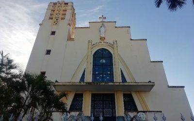 Iglesia de San Agustín en Playa, una joya católica diferente