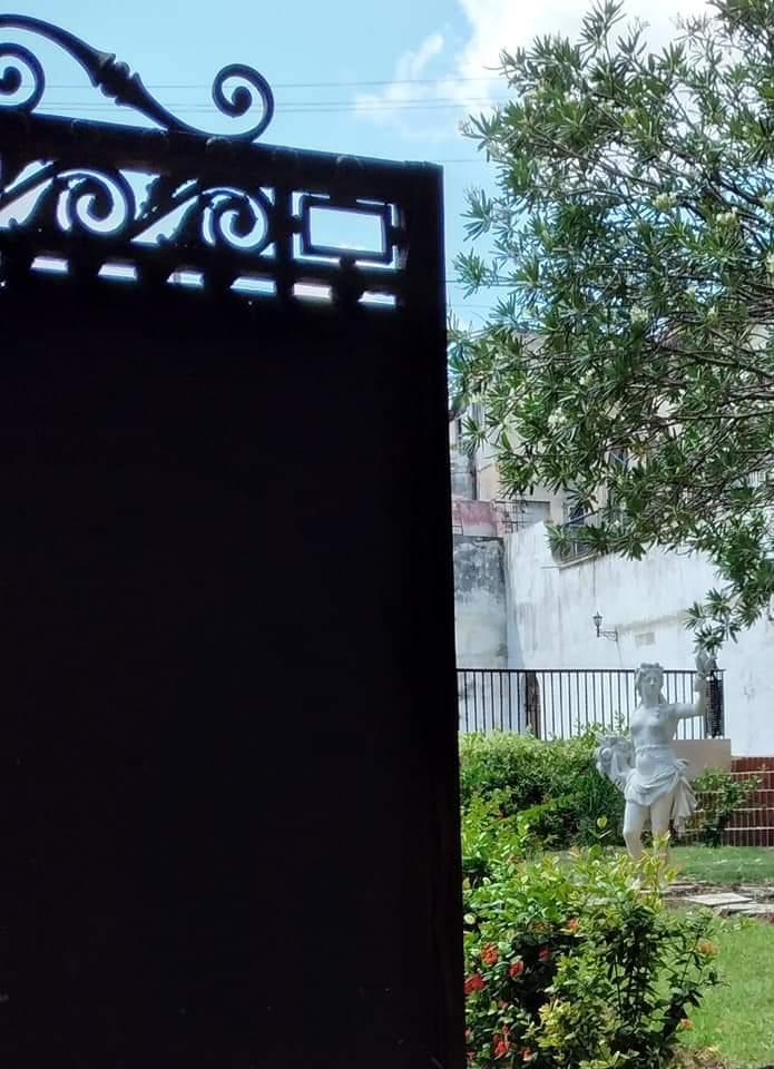 Jardin Mansion de Oscar Cintas Vedado