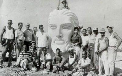 Jilma Madera más que el Cristo de La Habana