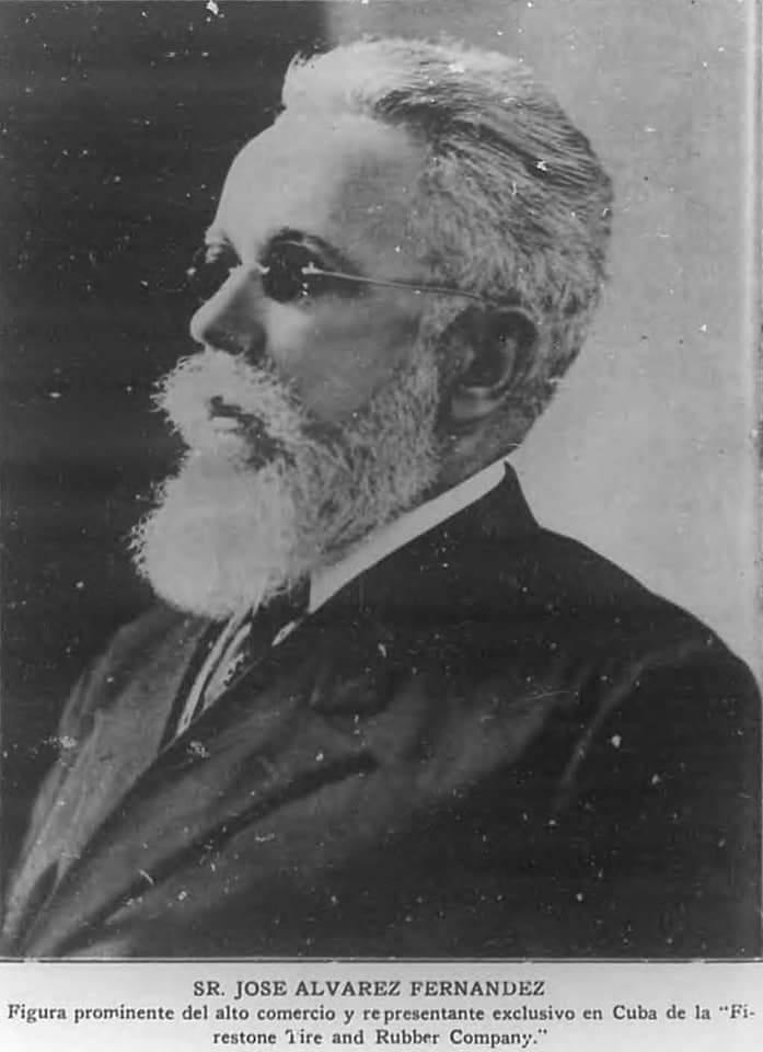 Jose Alvarez Hernandez empresario Cuba