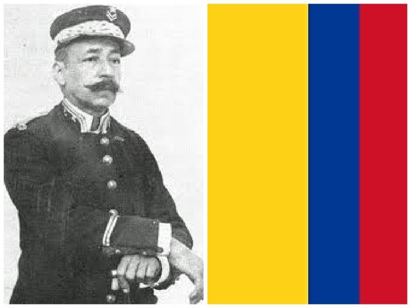 Jose Rogelio Castillo Zuniga Colombia
