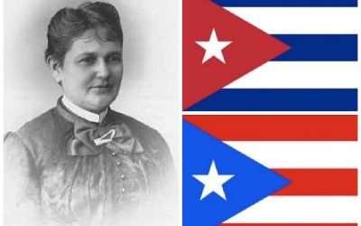 Lola Rodríguez de Tió… «Cuba y Puerto Rico son de un pájaro las dos alas»