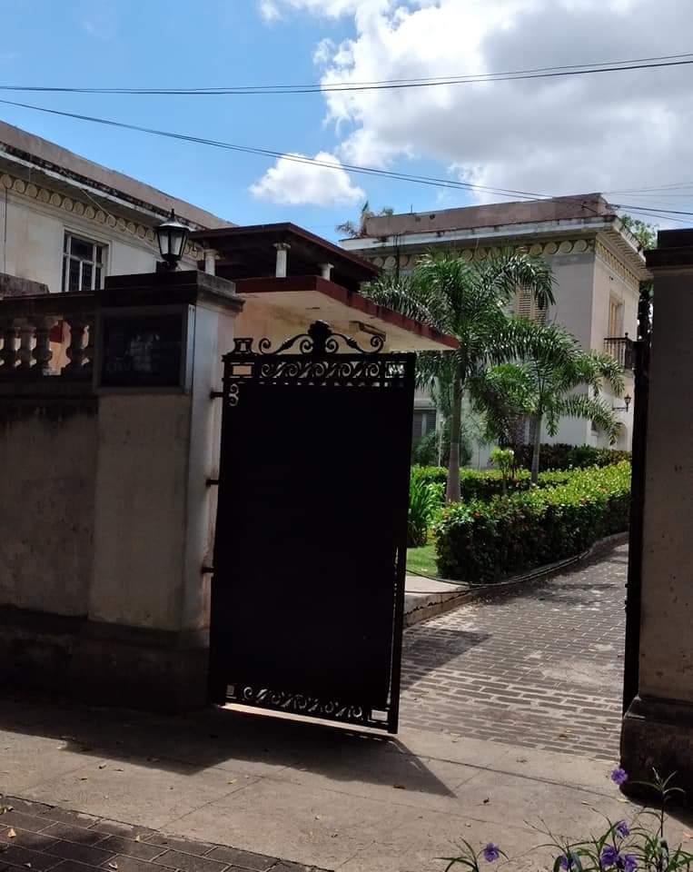 Mansion de Oscar Cintas Palacete Vedado