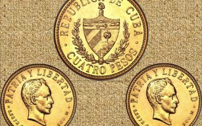 De la plata española y el dólar americano al peso cubano (las primeras monedas cubanas)