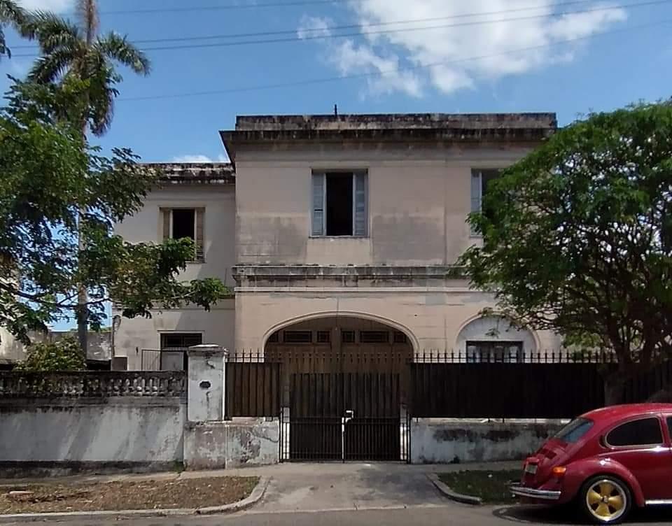 Palacete de Oscar Cintas Vedado Habana 1