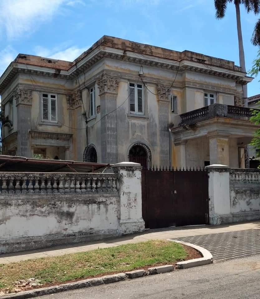 Palacete Mansion Oscar Cintas Vedado