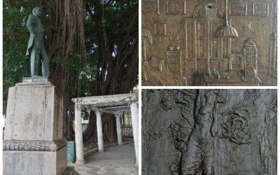 Parque Carlos Aguirre… Monumento a una tragedia (Parques de La Habana)