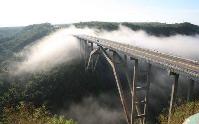Puente de Bacunayagua, la 7ma maravilla de la ingeniería en Cuba