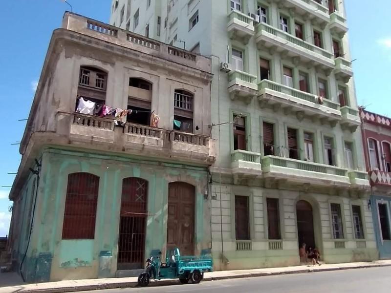 San Lazaro y Perseverancia Centro Habana