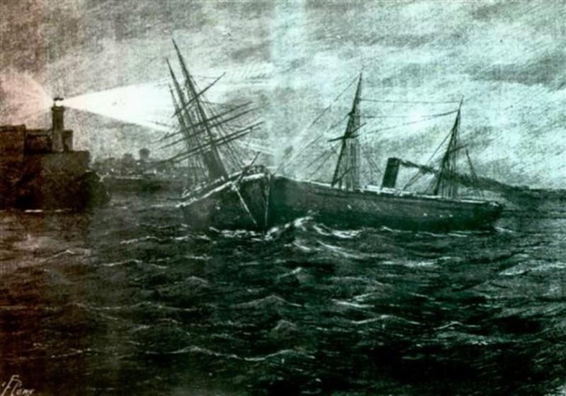 Tragedia del Sanchez Barcaistegui