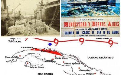 La tragedia del Valbanera (La Habana entre ciclones)