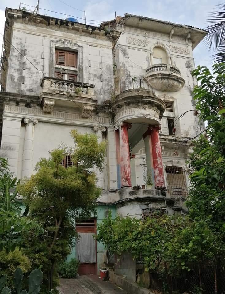 Villa Carlitos ciudadela habana