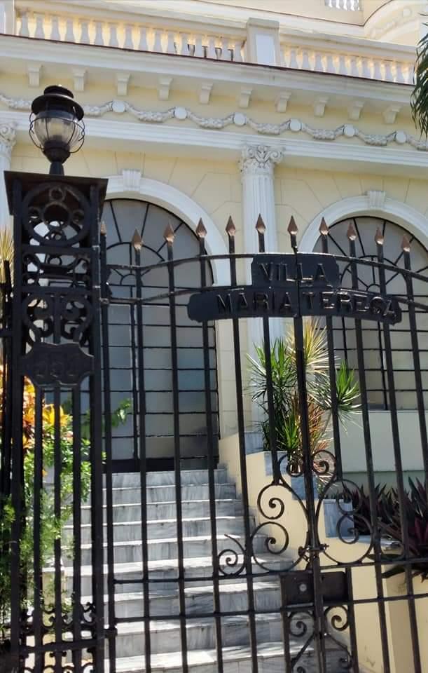 Villa Maria Teresa Vedado Reja
