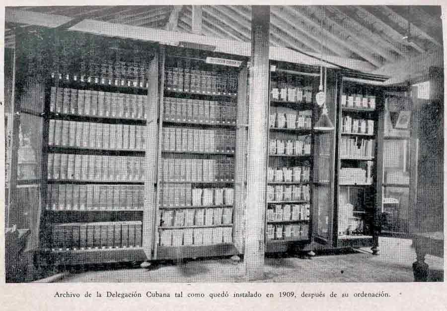archivo 1909