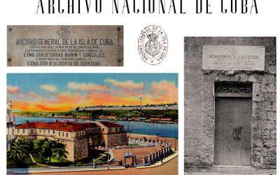 Archivo Nacional de Cuba (1899-1946), traslados, consolidación y la figura de Joaquín Llaverías y Martínez (parte II)