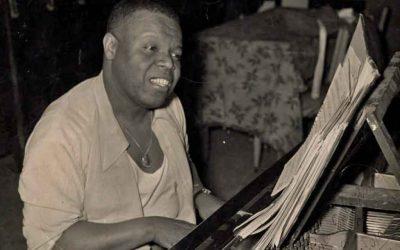 Bola de Nieve, «de Guanabacoa viene un piano afrocubano»