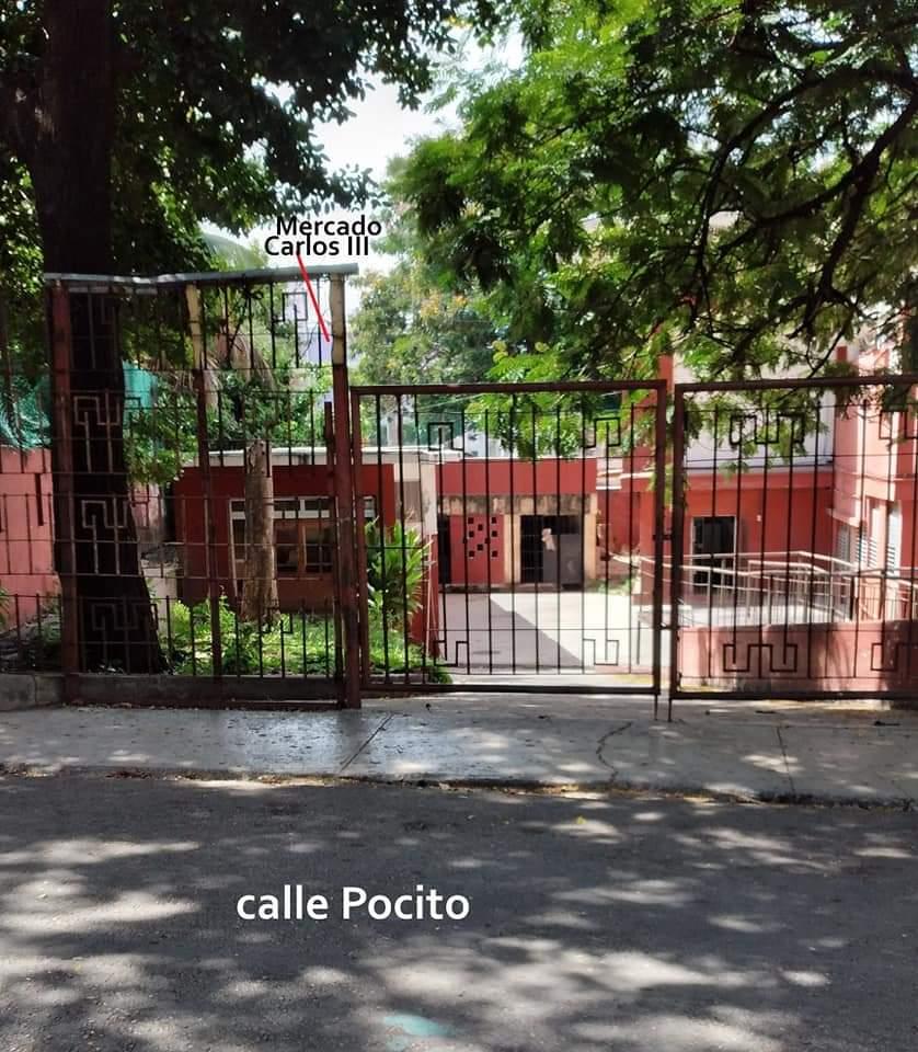 calle Pocito centro Habana