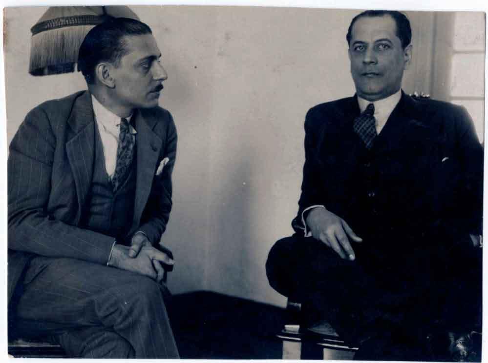 capablanca-1931 en el Club de Ajedrez de La Habana