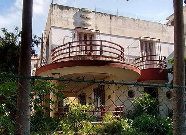 Casa de Estela Aspuru, Vedado, Habana