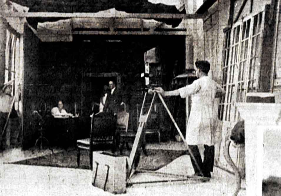 estudio de enrique diaz quesada 1906